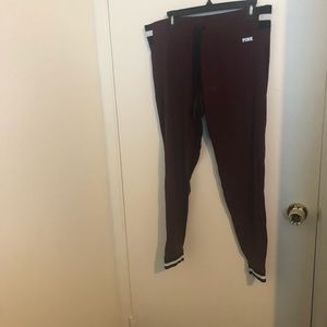 EUC Ultimate Joggers by PINK SIZE LARGE